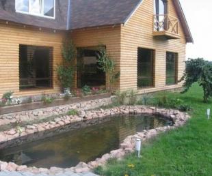Zaļie Atvari Guest house,bath