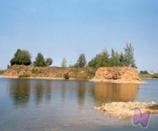 Radžu ūdenskrātuve - Meža parks