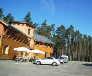 Sapnis Kafejnīca, bārs, motelis