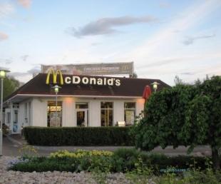 McDonald`s Jugla