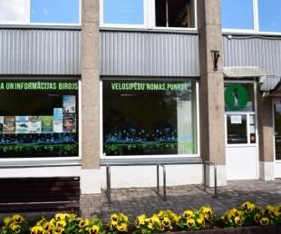 Tourism information center of Valka