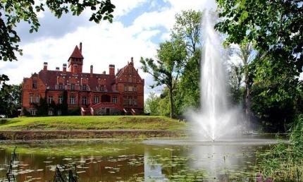 Jaunmoku Burg
