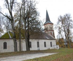 Valles luterāņu baznīca