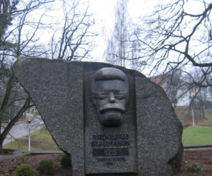 Piemineklis Rūdolfam Blaumanim
