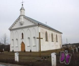 Andrupenes Svētās Jaunavas Marijas Romas katoļu baznīca