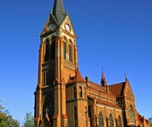 Jelgavas Romas katoļu Bezvainīgās Jaunavas Marijas katedrāle