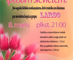Latgola - īpašas dziesmas īpašām sievietēm(ARHĪVS)
