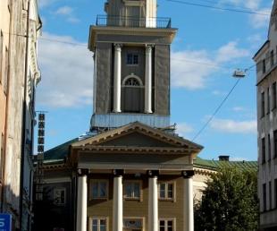 Rīgas evaņģēliski luteriskā Jēzus baznīca