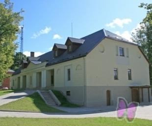 Tourism information center of Balvi