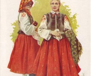 Senatnes un tradīciju elpa. Nīcas novada diena Liepājā