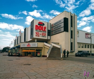 DOLE Shopping center
