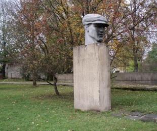 J. Zvīdra skulpturāls portrets