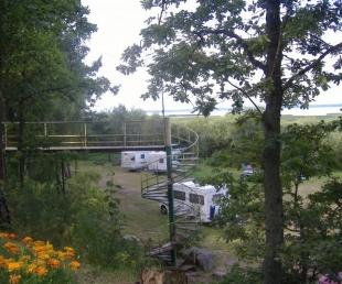Ezerpriedes Camping