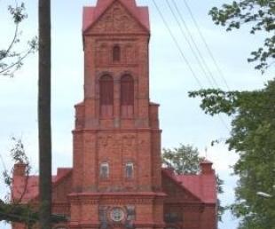 Ciskādu katoļu baznīca