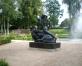 Skulptūra Cīņa ar Kentauru
