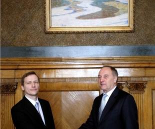 Latvijas Radio atzīmēs Purvīša jubileju(ARHĪVS)