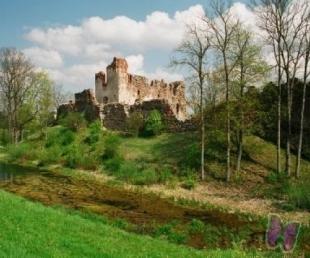 Zemgaļu pilskalns un Livonijas ordeņa pilsdrupas