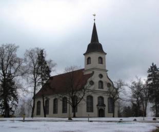 Ādažu evaņģēliski luteriskā baznīca -Baltezerā