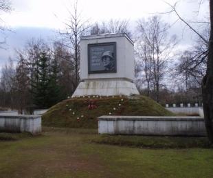 Piemineklis 2. pasaules karā kritušajiem