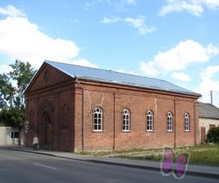 Ludzas evaņģēliski luteriskā baznīca