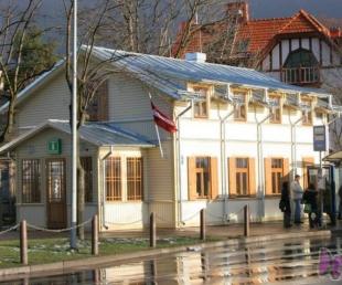 Jūrmalas tūrisma informācijas centrs TIC