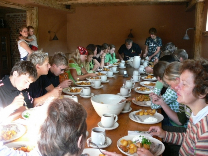 """Vietējās pārtikas festivāls """"Gardēdis 2012""""(ARHĪVS)"""