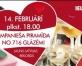 Valentīndienā lielākā šampanieša glāžu piramīda Latvijā(ARHĪVS)