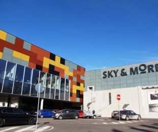SKY&MORE shopping center