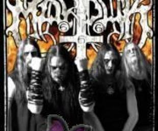 17.septembrī skandināvu black metal invāzija Liepājā MARDUK (swe), RAGNAROK(nor), VALKYRJA (swe)(ARHĪVS)