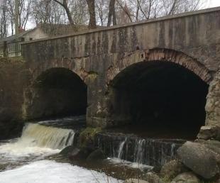 Tebras upes ūdenskritums