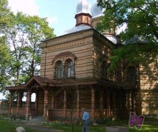 Jēkabpils Sv. Gara pareizticīgo baznīca un klosteris
