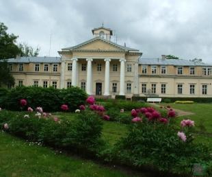 Dārza svētki Krimuldas muižā(ARHĪVS)