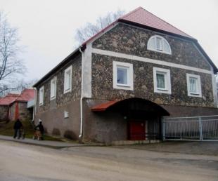 Madonas novadpētniecības un mākslas muzeja izstāžu zāles