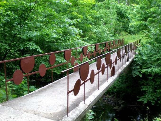 Tilts pār Sulu upīti Cesvainē