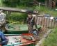 Vecupenieki Guest house,bath ,boat base