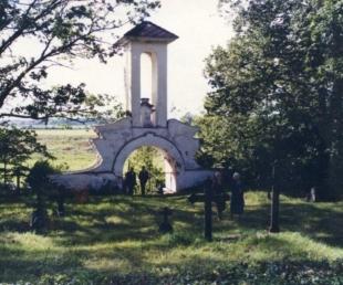 Luterāņu kapu ansamblis Baltais gulbis dodas debesīs