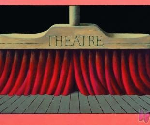 """Dailes teātris aicina uz """"Sarunām izstādēs""""(ARHĪVS)"""