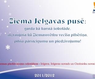 Ziema Jelgavas pusē – aizraujoša un pārsteigumu pilna(ARHĪVS)