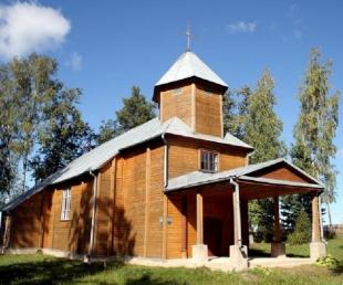 Pilcenes (Piļcines) Sv. Antona Romas katoļu baznīca