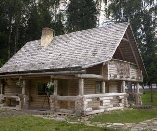 Vecais ceļš Atpūtas māja