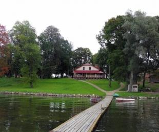 Lāzberģa muiža ,viesu nams -vieta atpūtai