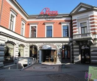 """Biznesa un darījumu centrs """"de Rome"""""""