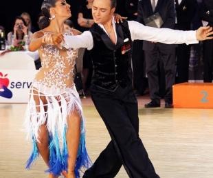 Rīgā notiks pasaules reitinga sacensības Latīņamerikas dejās(ARHĪVS)