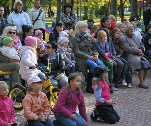 Bērnu pilsētiņās rosīsies dabas pētnieki(ARHĪVS)