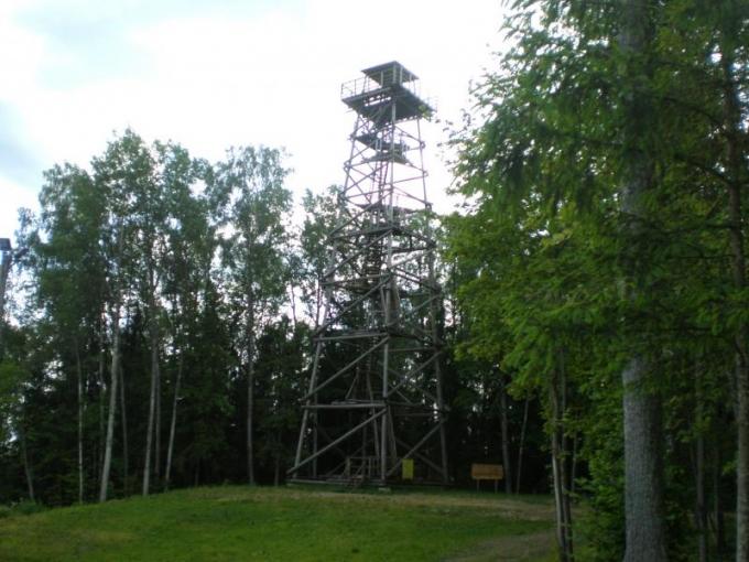 Egļukalna skatu tornis