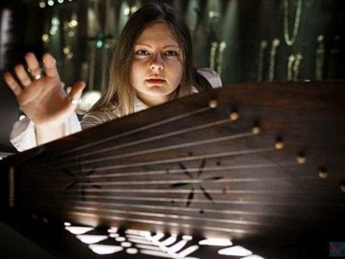 Bauskas pilī uzstāsies Latvijas izcilākā koklētāja(ARHĪVS)