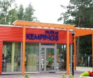 Piejuras camping Ventspils Seaside Camping