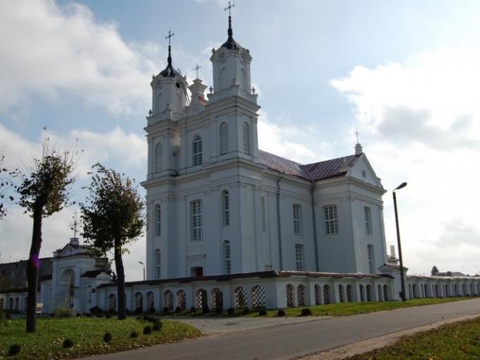 Dvietes Sv. Staņislava Kostkas Romas katoļu baznīca