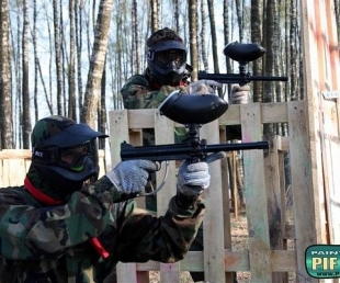 PIF PAF PAINTBALL PARK