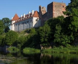 Bauska Schloss und Museum
